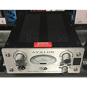 Pre-owned Avalon V5 Preamp DI Microphone Preamp by Avalon