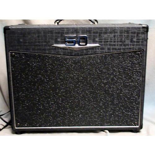 Crate V50 50W 1x12 Tube Guitar Combo Amp-thumbnail