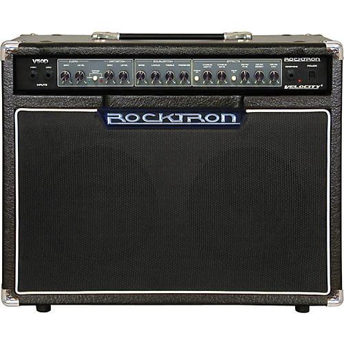 Rocktron V50D Velocity 50W Guitar Combo Amp-thumbnail
