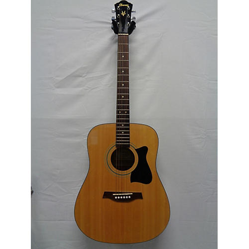 used ibanez v50mjp acoustic guitar guitar center. Black Bedroom Furniture Sets. Home Design Ideas