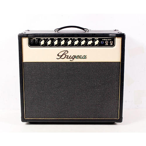 Bugera V55 55W 1x12 Tube Guitar Combo Amp-thumbnail