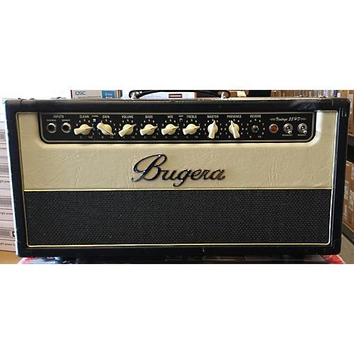 Bugera V55HD 55W Tube Guitar Amp Head-thumbnail