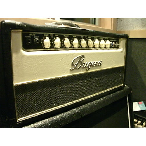 Bugera V55HD 55W Tube Guitar Amp Head-thumbnail