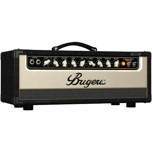 Bugera V55HD Infinium 55W Tube Guitar Amp Head-thumbnail