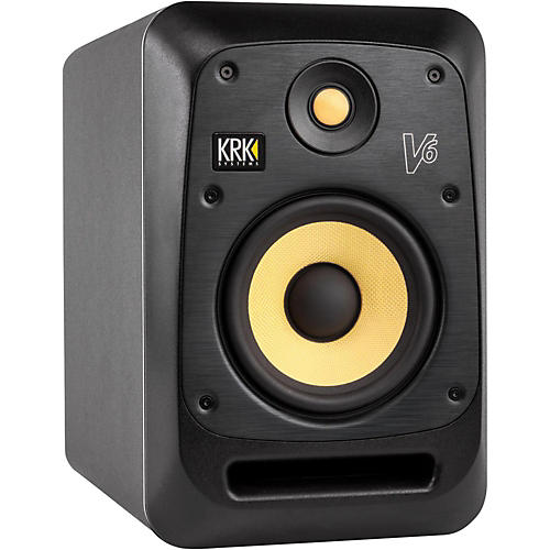 KRK V6 6in Studio Monitor with Kevlar Drivers-thumbnail