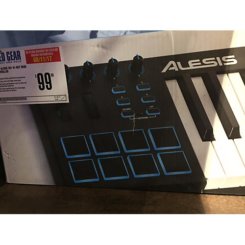 Alesis V61 61-Key MIDI Controller-thumbnail