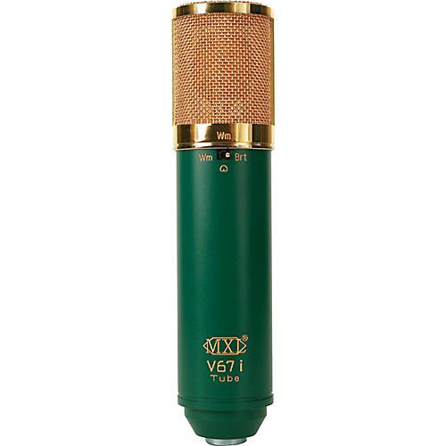 MXL V67i Tube Dual Diaphragm Condenser Microphone-thumbnail
