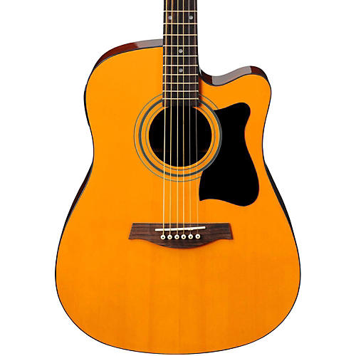 ibanez v70ce acoustic electric cutaway guitar guitar center. Black Bedroom Furniture Sets. Home Design Ideas