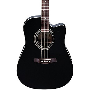ibanez v70ce acoustic electric guitar guitar center. Black Bedroom Furniture Sets. Home Design Ideas