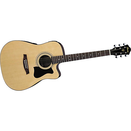 Ibanez V70CE Acoustic-Electric Guitar Gloss Natural