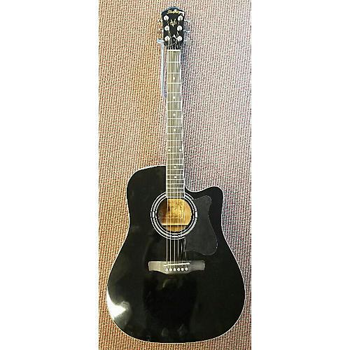 Ibanez V70CE Acoustic Electric Guitar-thumbnail