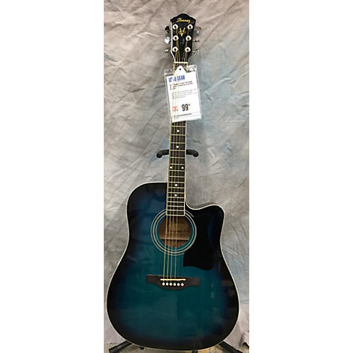 Ibanez V70CE TBS Acoustic Electric Guitar-thumbnail