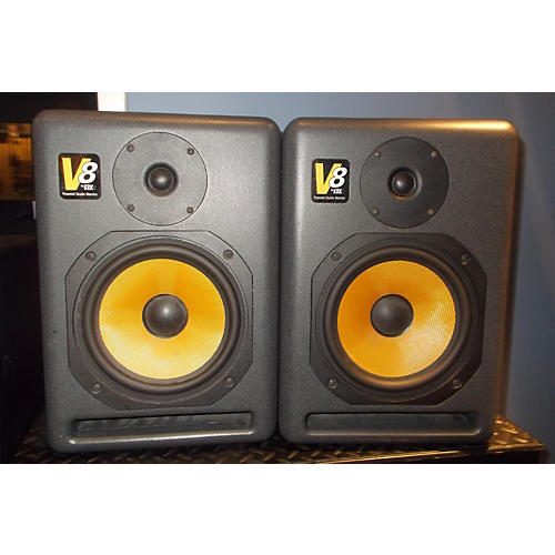 KRK V8 Series 1 Pair Powered Monitor