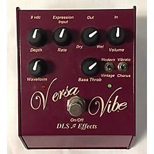 DLS Effects V8 Versa Vibe Vibrato Effect Pedal