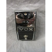 Vox V810 VALVE TONE Effect Pedal