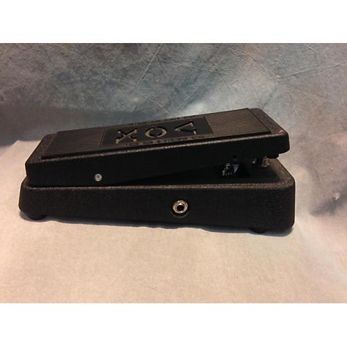 Vox V845 Classic Wah Black Effect Pedal-thumbnail