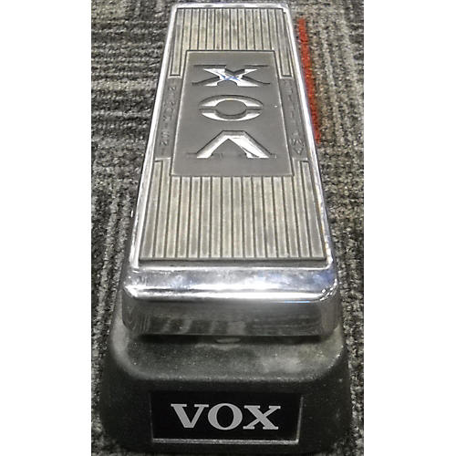 Vox V845 Classic Wah Effect Pedal-thumbnail