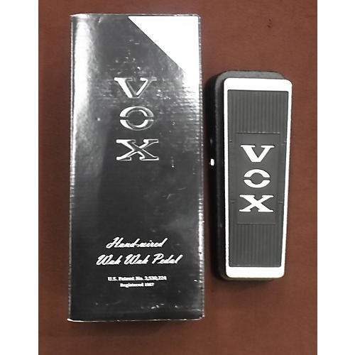 Vox V846HW Hand-Wired Wah Wah Pedal Effect Pedal
