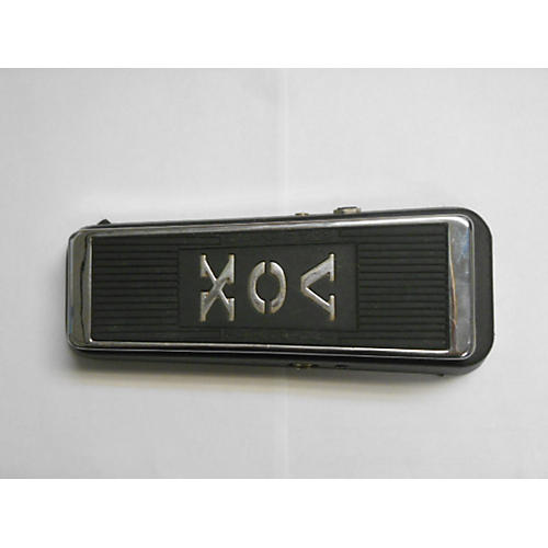 Vox V847 Reissue Wah With LED Mod Effect Pedal