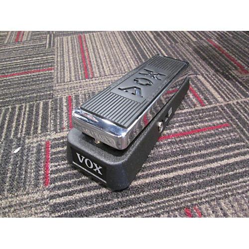 Vox V847A Reissue Wah Pedal ELEC PEDAL-E VOLUME