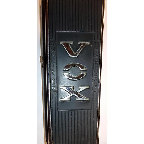 Vox V847A Reissue Wah Pedal Effect Pedal-thumbnail