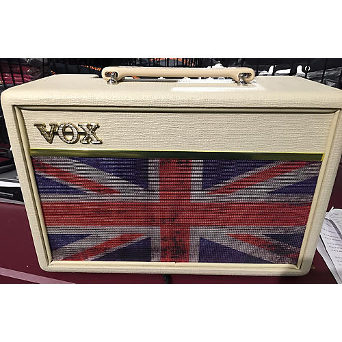 used vox v9106 pathfinder 10 15w guitar combo amp guitar center. Black Bedroom Furniture Sets. Home Design Ideas