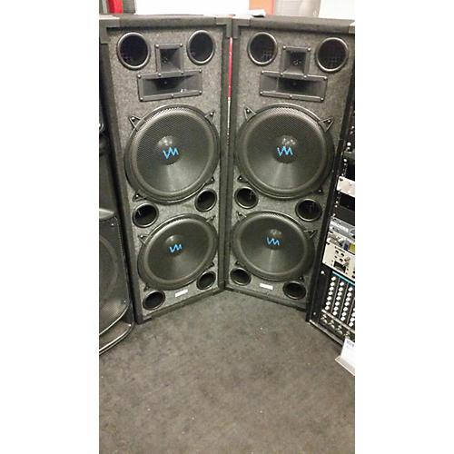 In Store Used VA4212P (pair) Unpowered Speaker-thumbnail