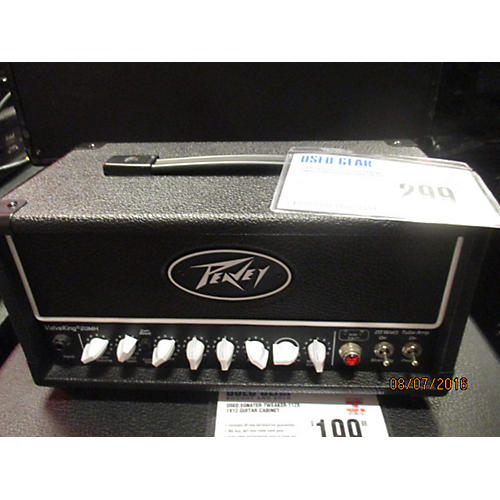 Peavey VALVEKING 20MH Tube Guitar Amp Head-thumbnail