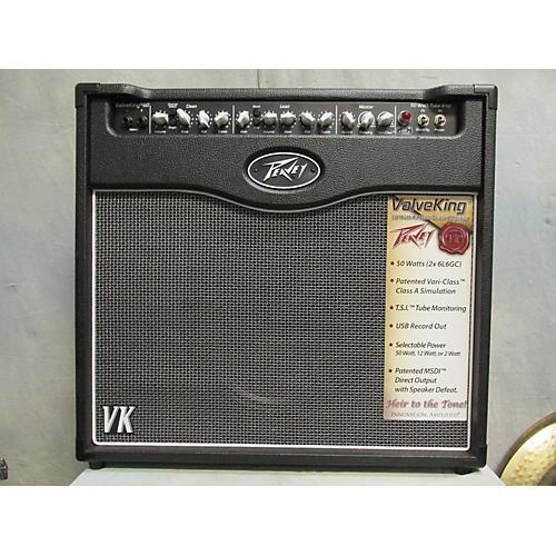 Peavey VAVE KING 50 Tube Guitar Combo Amp