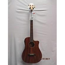 Fender VB NAT Acoustic Bass Guitar