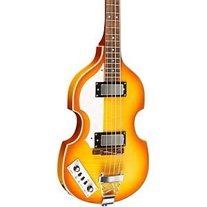 Rogue VB100LH Left Handed Violin Bass Guitar