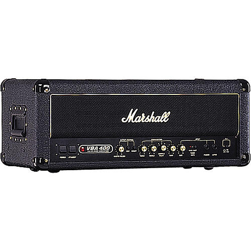 Marshall VBA400 All Tube Bass Head