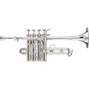 Bach VBS196 Vincent Bach Series Bb / A Piccolo Trumpet by Bach