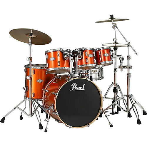Pearl VBX 6-Piece Orange Zest Shell Pack-thumbnail