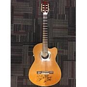 Vantage VC20CE Classical Acoustic Guitar