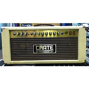 Pre-owned Crate VC50H Tube Guitar Amp Head by Crate