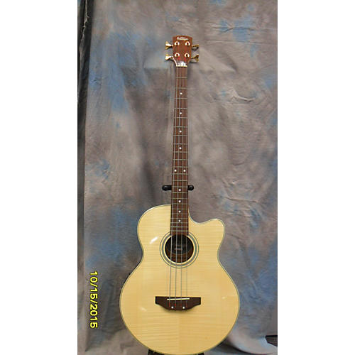 Vintage VCB430N Acoustic Bass Guitar