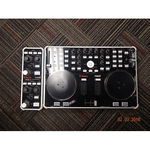 Vestax VCI 300 AND VFX-1 DJ Package-thumbnail