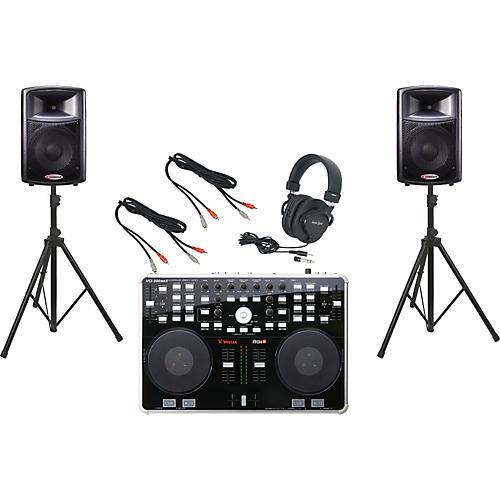 Vestax VCI-300 MKII / Harbinger APS12 DJ Package