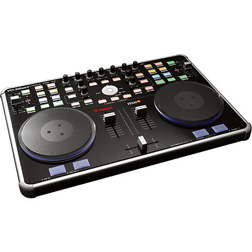Vestax VCI-300MKII DJ Controller with Serato ITCH