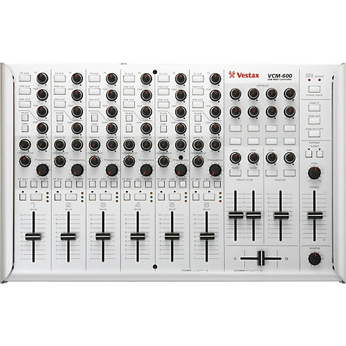 Vestax VCM-600 USB MIDI DJ Controller