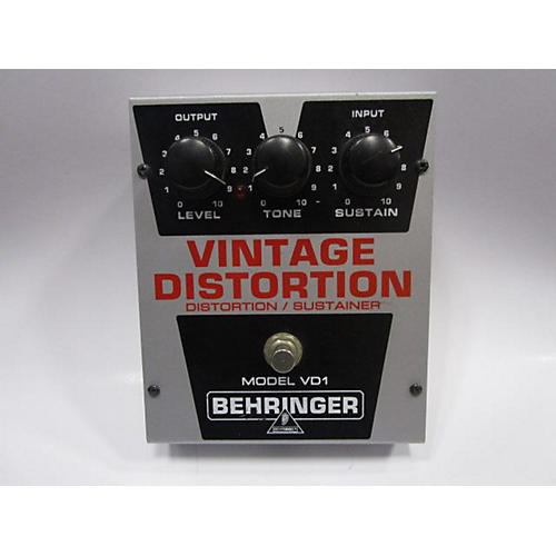 Behringer VD1 Effect Pedal