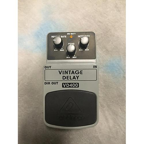 Behringer VD4000 Effect Pedal