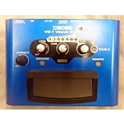 Boss VE-1 Vocal Echo Effect Pedal