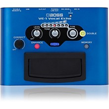 Boss VE-1 Vocal Echo Voice Effects Pedal Level 1