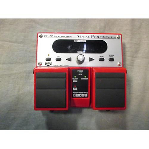 Boss VE20 Vocal Performer Vocal Processor-thumbnail