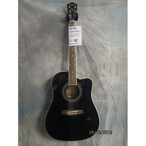 Ibanez VE70CE-BK Acoustic Electric Guitar