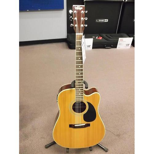 Vintage VEC500-N Acoustic Electric Guitar-thumbnail