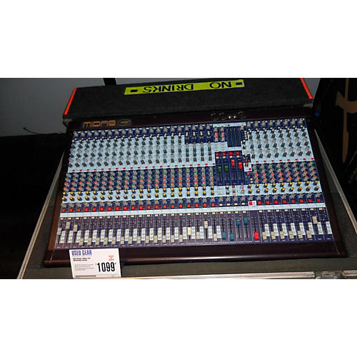 Midas VENICE 320 Unpowered Mixer