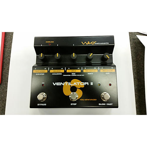In Store Used VENTILATOR II ROTARY SIMULATOR Effect Pedal